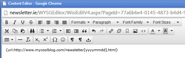 Scraping the Text from a Blog Post using SENSORPRO